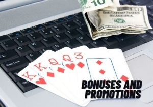 bonuses and promotions